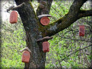 Insektenhotel Gartenkeramik