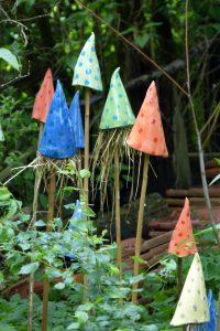 Insektenhotel Nützlingsunterkunft Keramik Gartenkeramik